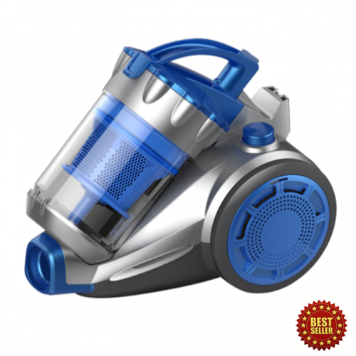 The Genius Freedom Multi-cyclonic Vacuum Cleaner
