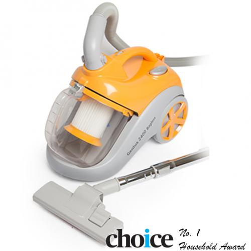 The Genius 2400w Bagless Vacuum Cleaner (Series1)