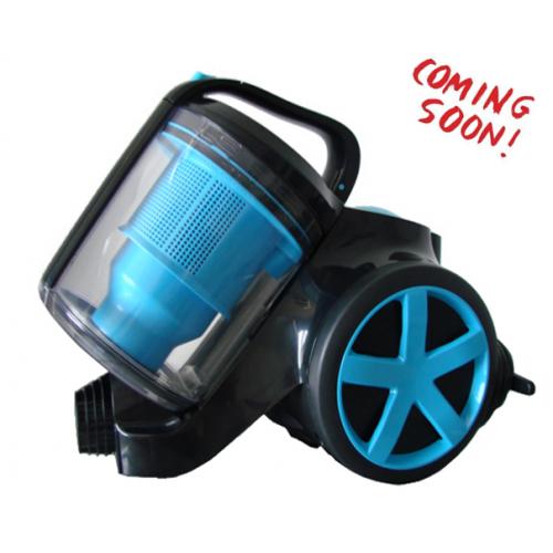 The Genius Dual Cyclone Vacuum Cleaner