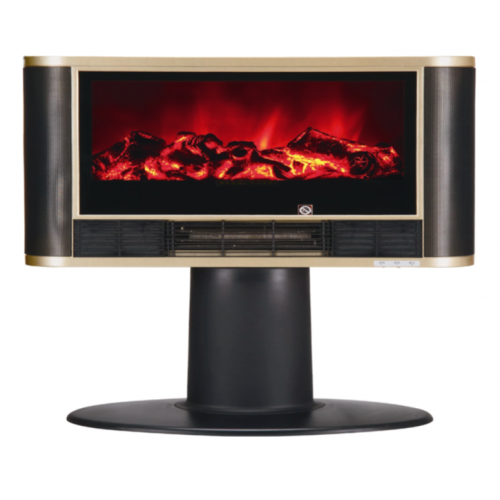 Swedia Fireplace Electric Heater with Stand
