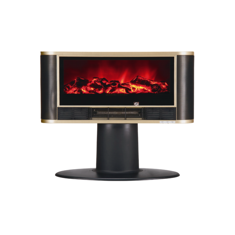 swedia fireplace electric heater with stand the trading business